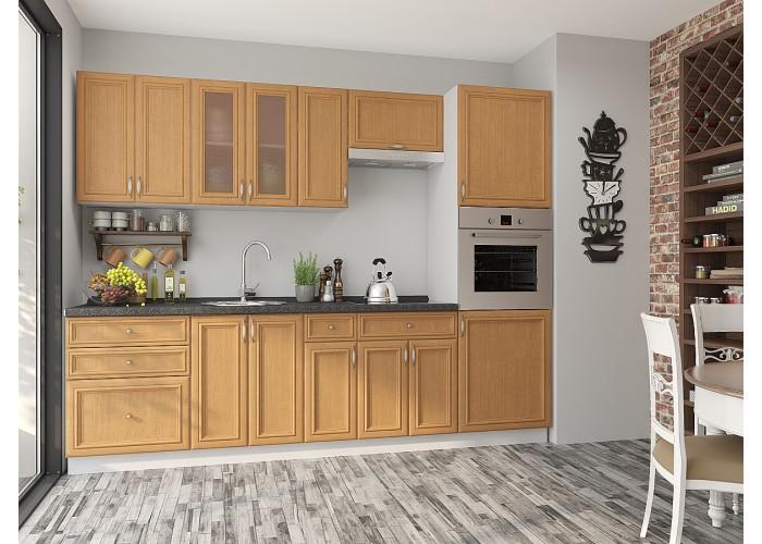 кухня шале-02 real oak